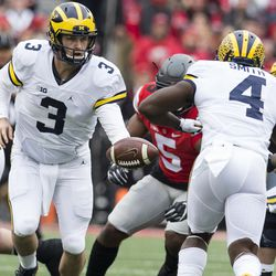 Wilton Speight still has the best reins on a complicated offense; he might not be exciting, but Michigan's offense with him at the helm could be.