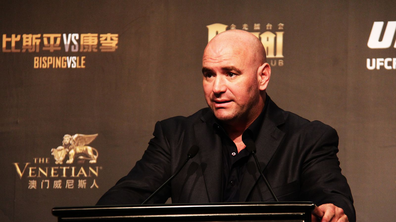 Video: Dana White says the highlight of UFC 208 was his 'plane ride home'