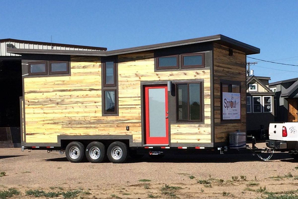 200 tiny house rentals planned for Colorado mountain town Curbed