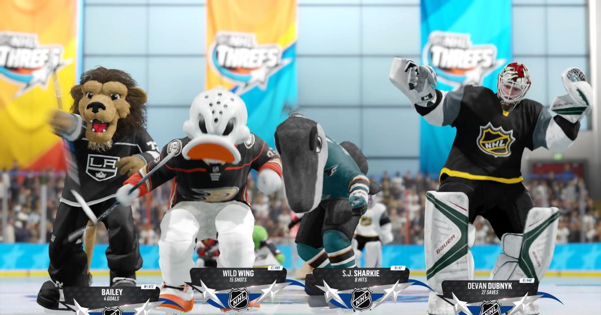 nhl 18 tweaks the status quo and that�s a good thing st