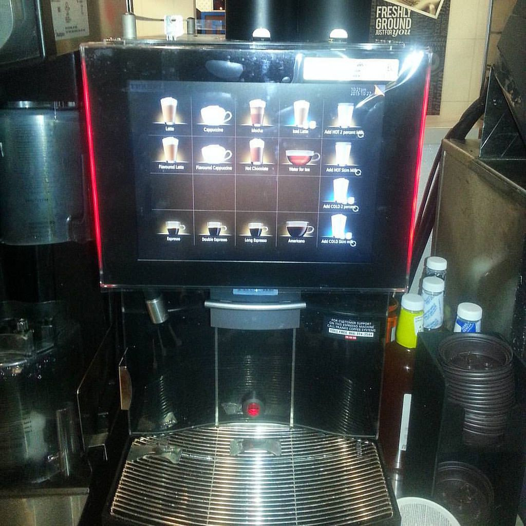 Mcdonald S Is Testing New Self Serve Digital Coffee Kiosks