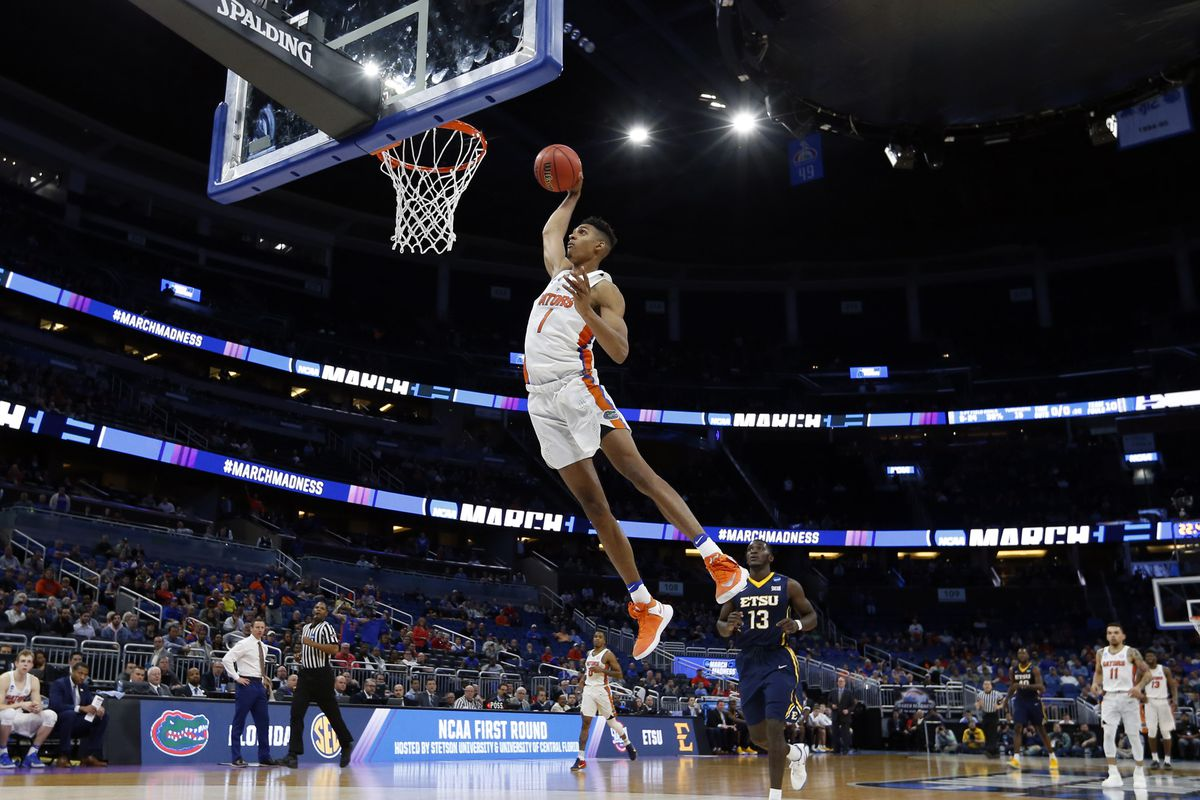 devin robinson s star turn lifts florida and reminds of his nba florida s talented forward has professional aspirations more games like thursday s hasten their arrival
