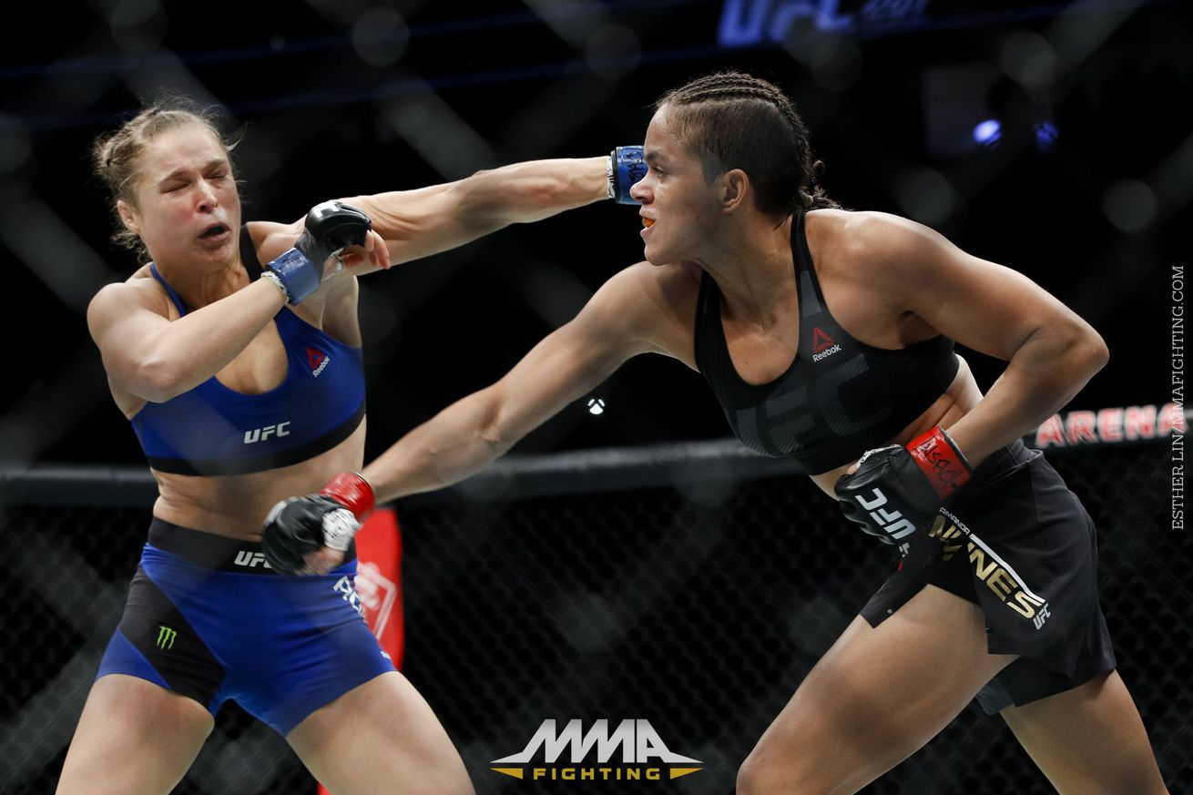community news, Morning Report: Amanda Nunes: 'I don't know how Ronda Rousey went too far in this division'