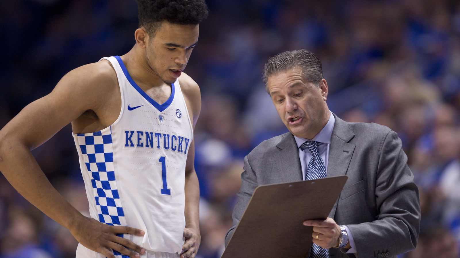 2013 Recruits Uk Basketball And Football Recruiting News: Kentucky Basketball Recruiting: John Calipari Talks