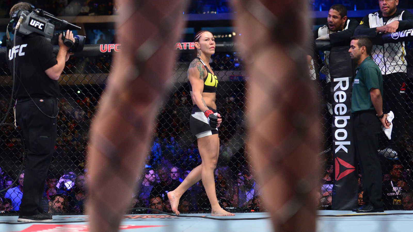 Miesha Tate still open to Cris Cyborg fight at 140 pounds - MMAmania.com