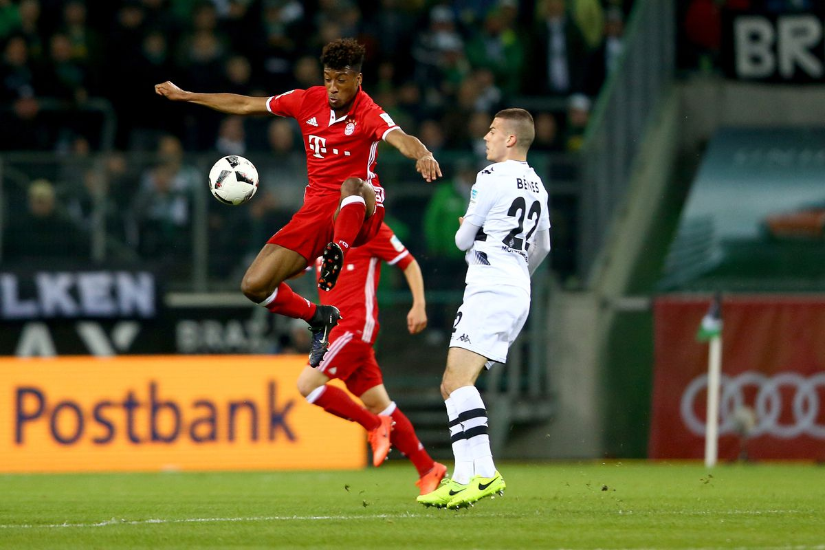 Bayern snap up Coman on permanent deal