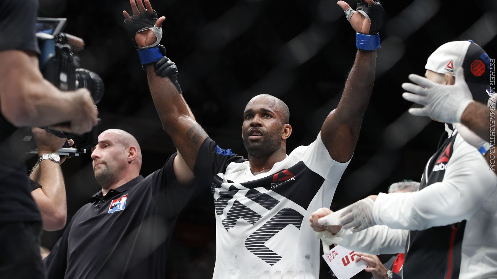 Jimi Manuwa vs. Corey Anderson elevated to UFC London main event