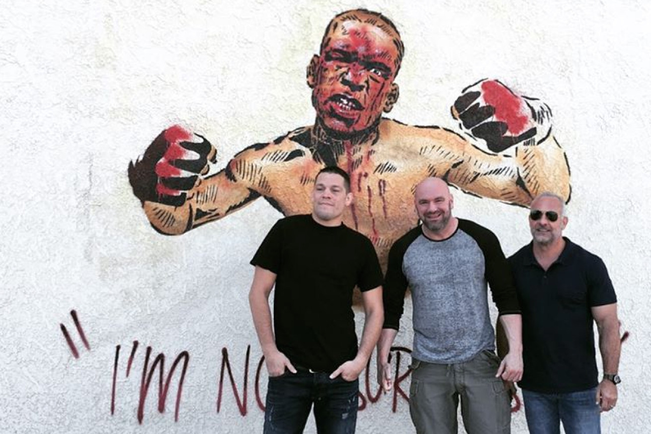 UFC brass meet with Nate Diaz, cant come to terms on Conor McGregor rematch