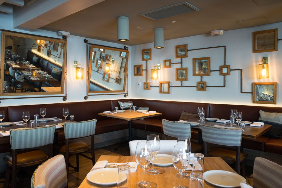 The hake unveils la jolla revamp with prime ocean view for Best private dining rooms twin cities