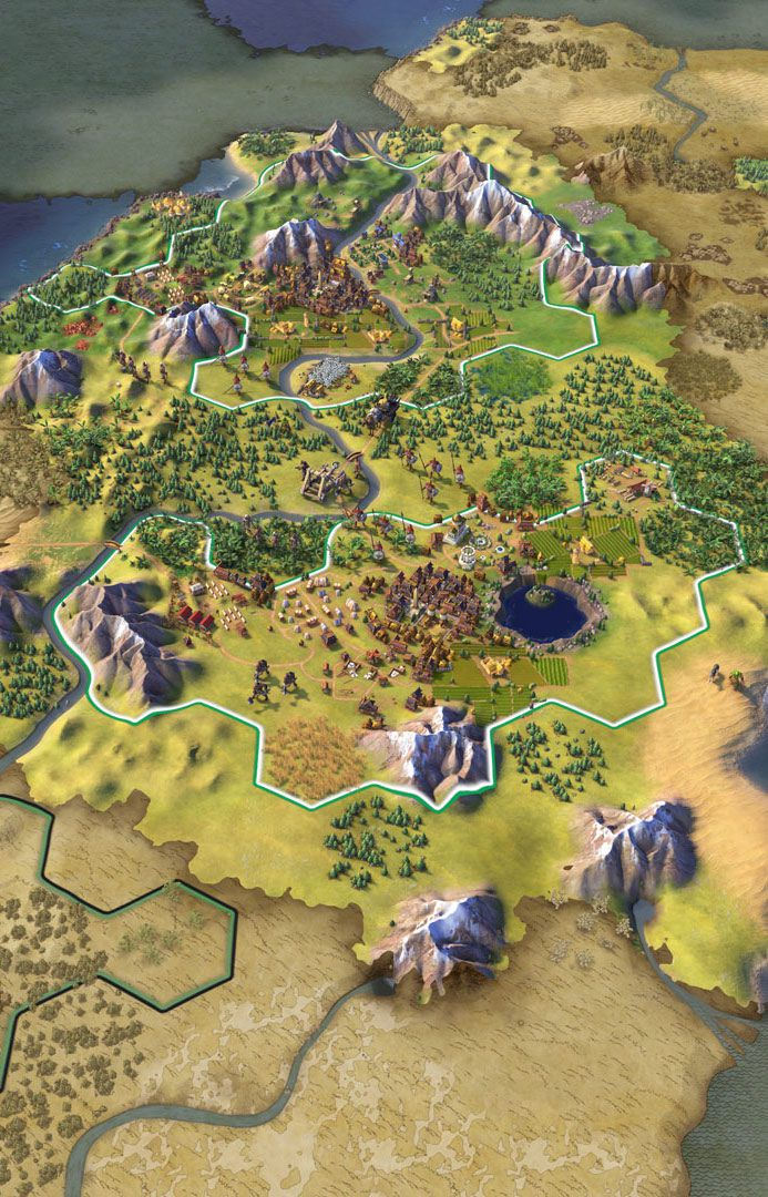 how to create a civilization civ 6