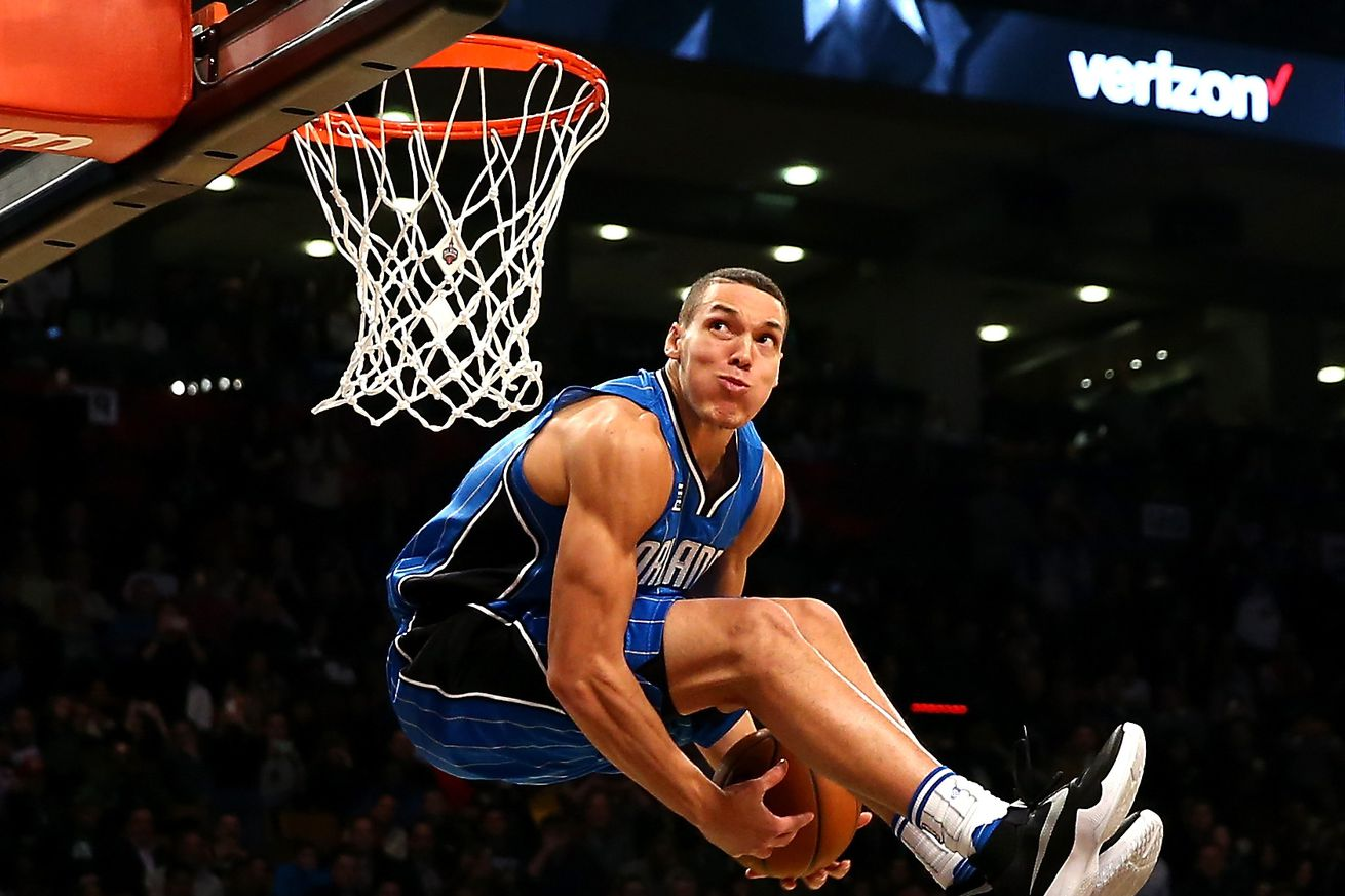 Aaron Gordon is the greatest dunk contest loser of all ...