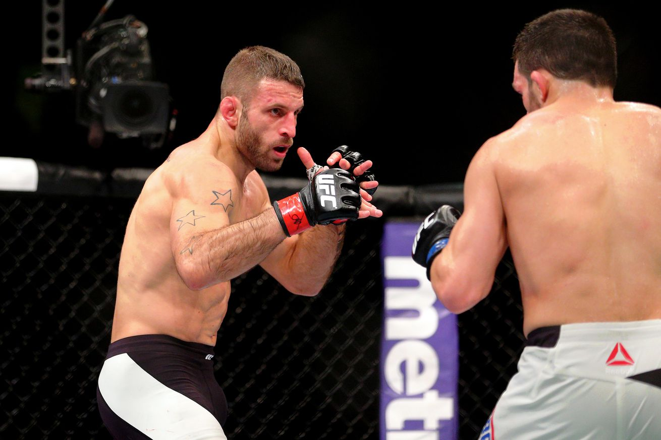 community news, UFC Fight Night 88: Tarec Saffiedine injured, fight against Rick Story in jeopardy