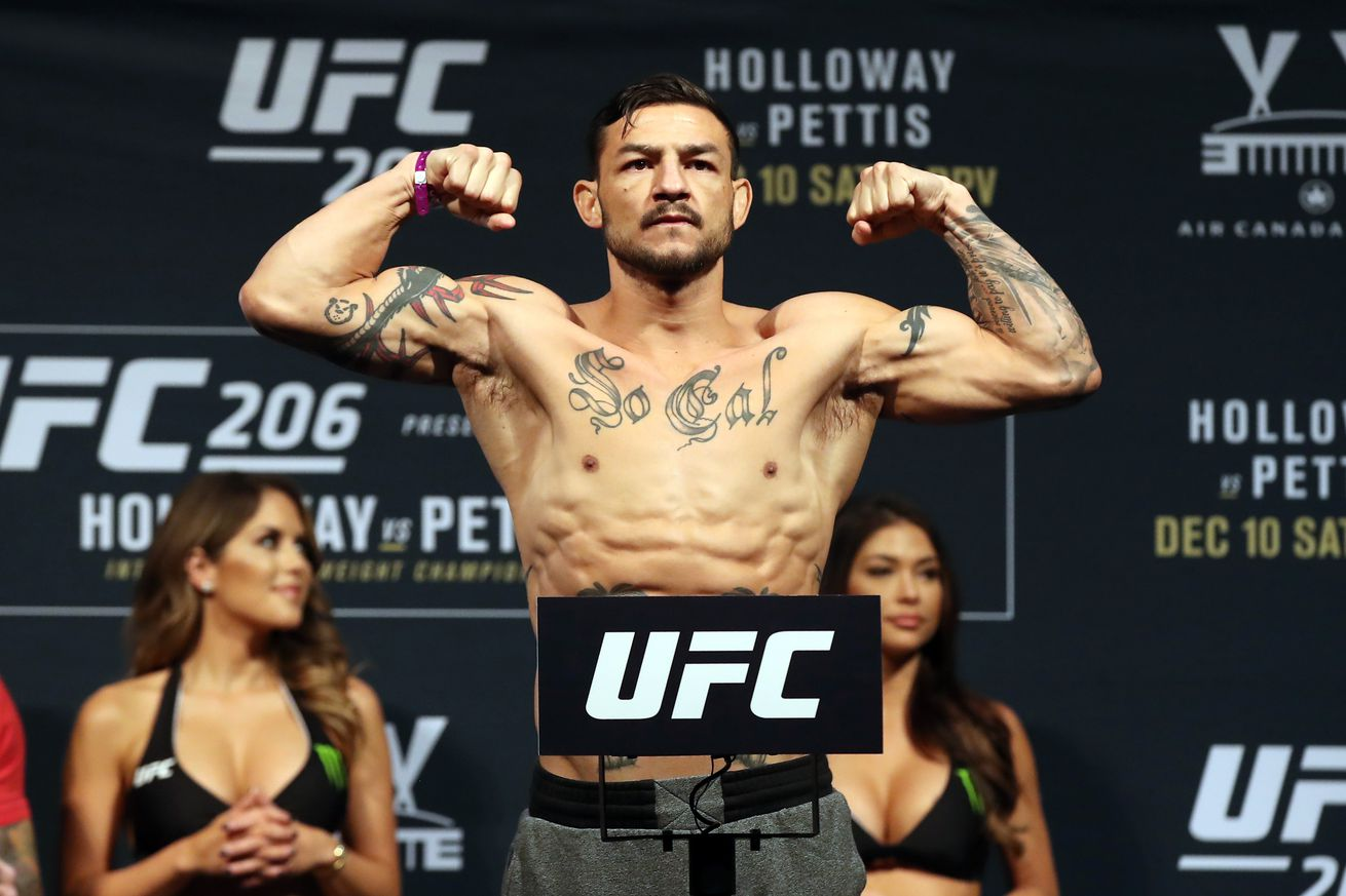 UFC Fight Night Nashville early weigh in results: Lobov and Swanson make weight, OSP gets chunk of opponents purse