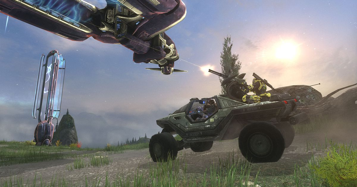 Four Halo games now playable on Xbox One via backward compatibility