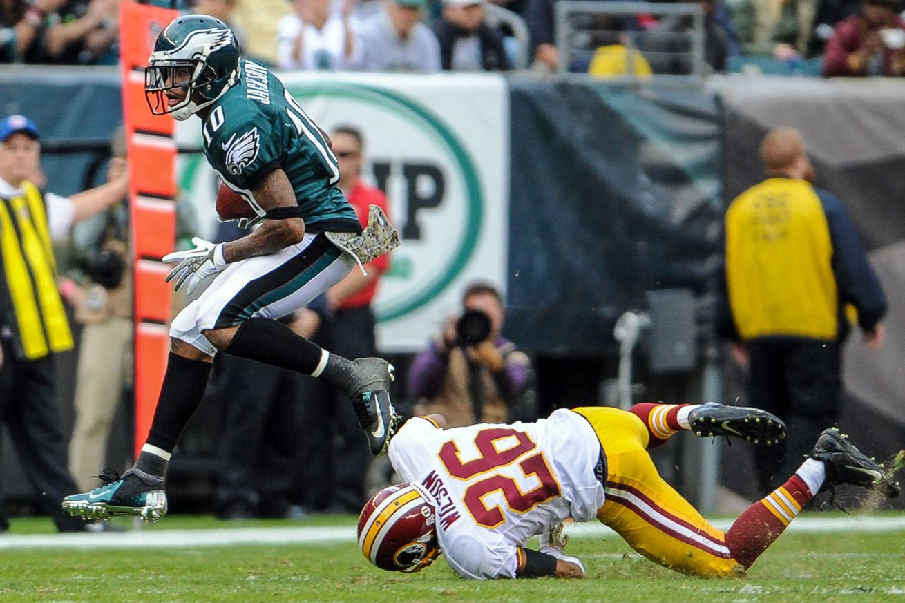Official Nike Jerseys Cheap - Redskins Cornerback E.J. Biggers Fined $21,000 for Hit on DeSean ...