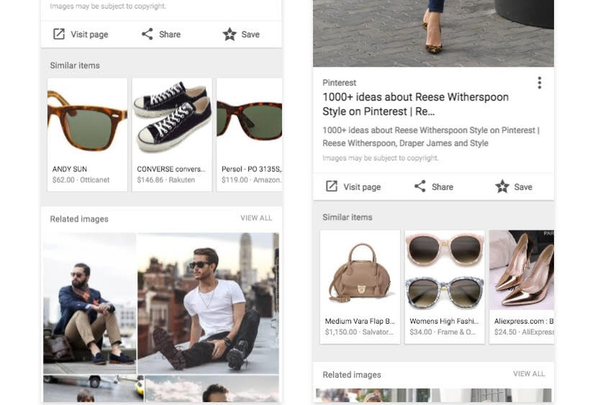 Google Announces Product Schema For Image Search Months Later