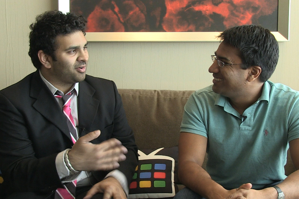 google tv product manager rishi chandra android is going to be a googletvinterview