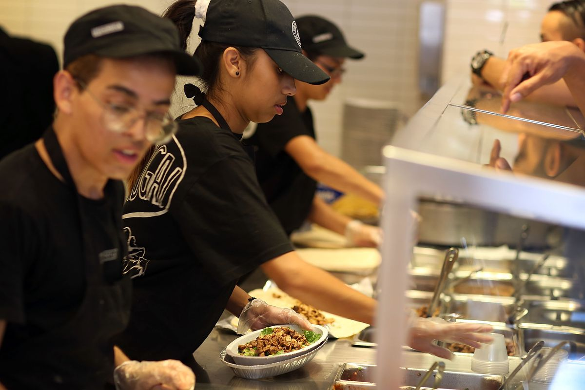 new bill would ban non compete clauses for restaurant workers eater joe raedle getty images