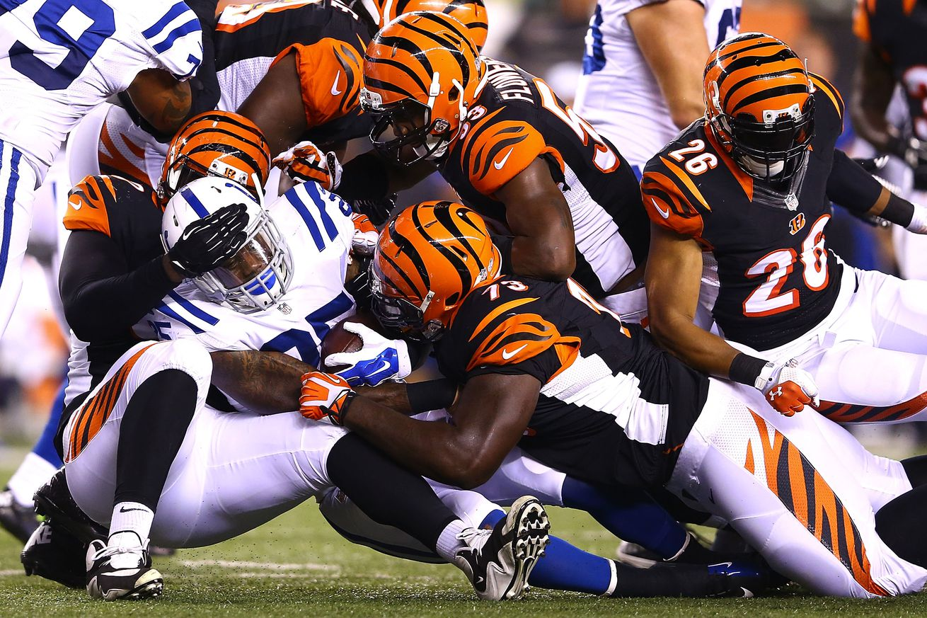Bengals updated 2016 53-man roster and practice squad - Cincy Jungle
