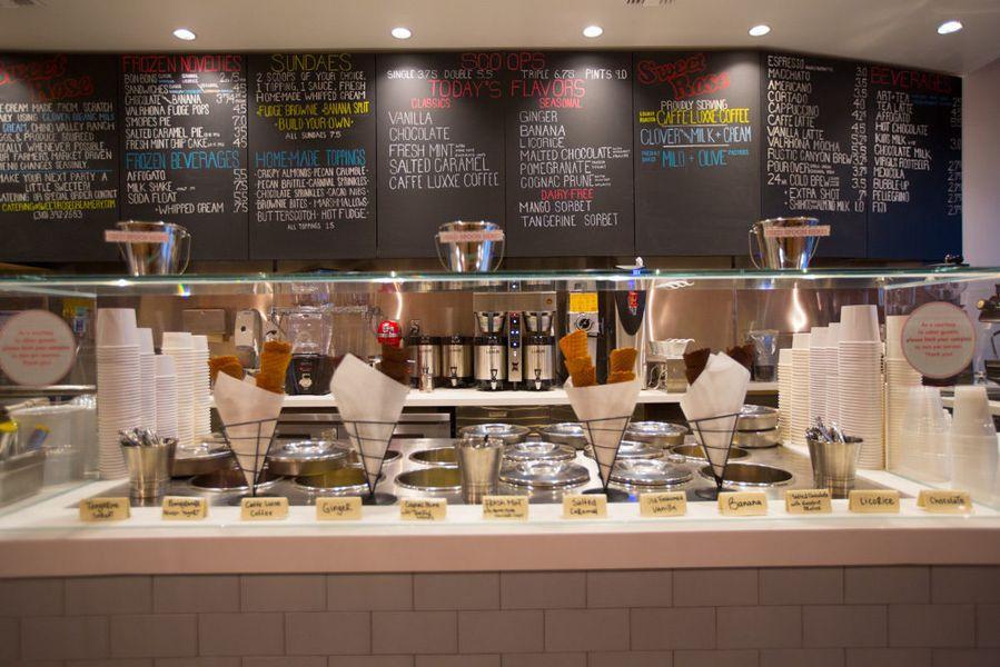 Midcity Cafe Dc Menu