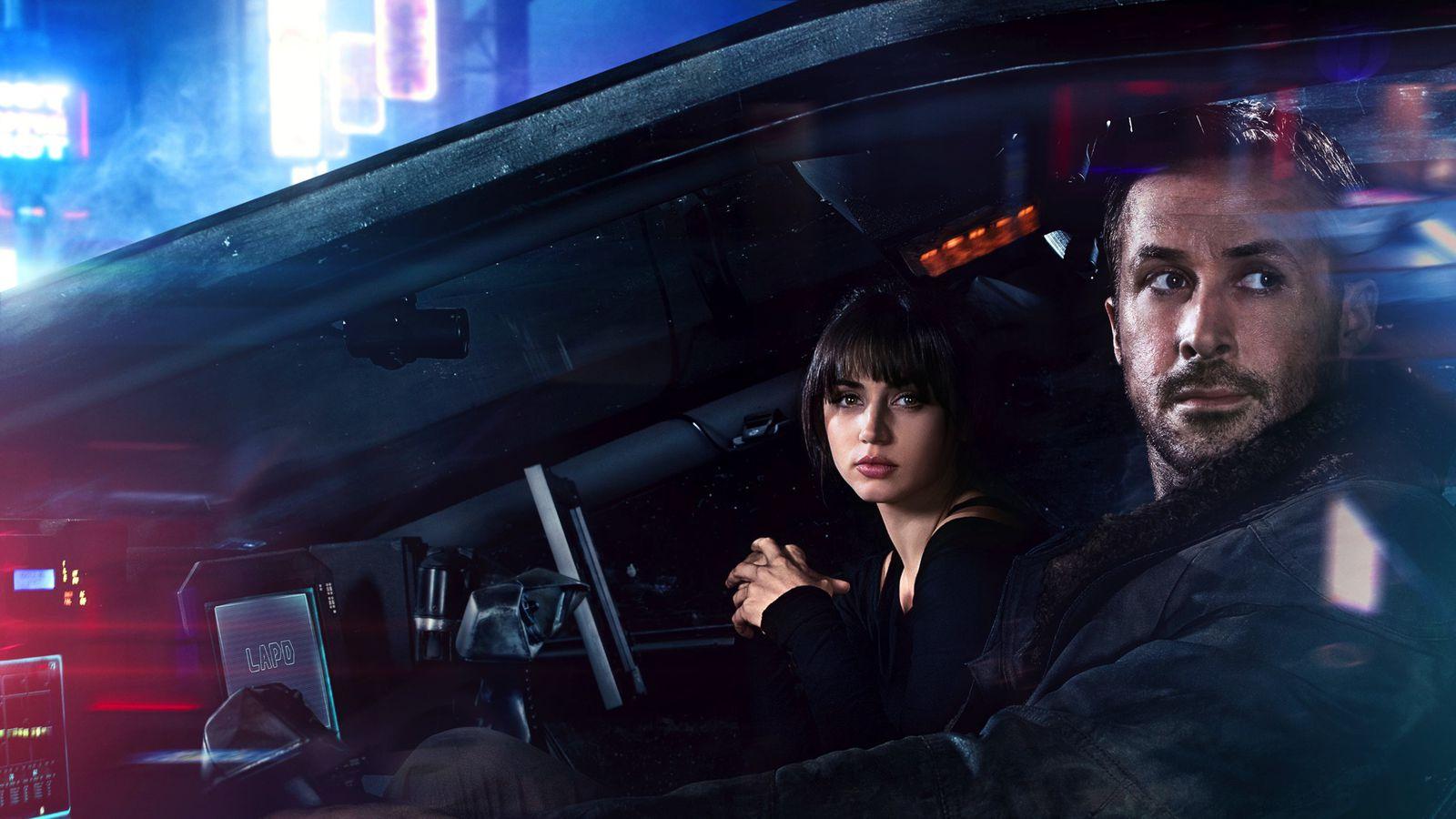 New trailers: Blade Runner 2049, Wonder Woman, Twin Peaks, and more
