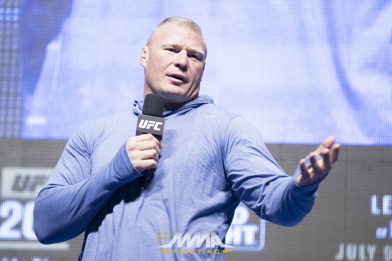 Fightweets: Will Brock Lesnar fight again in the UFC?