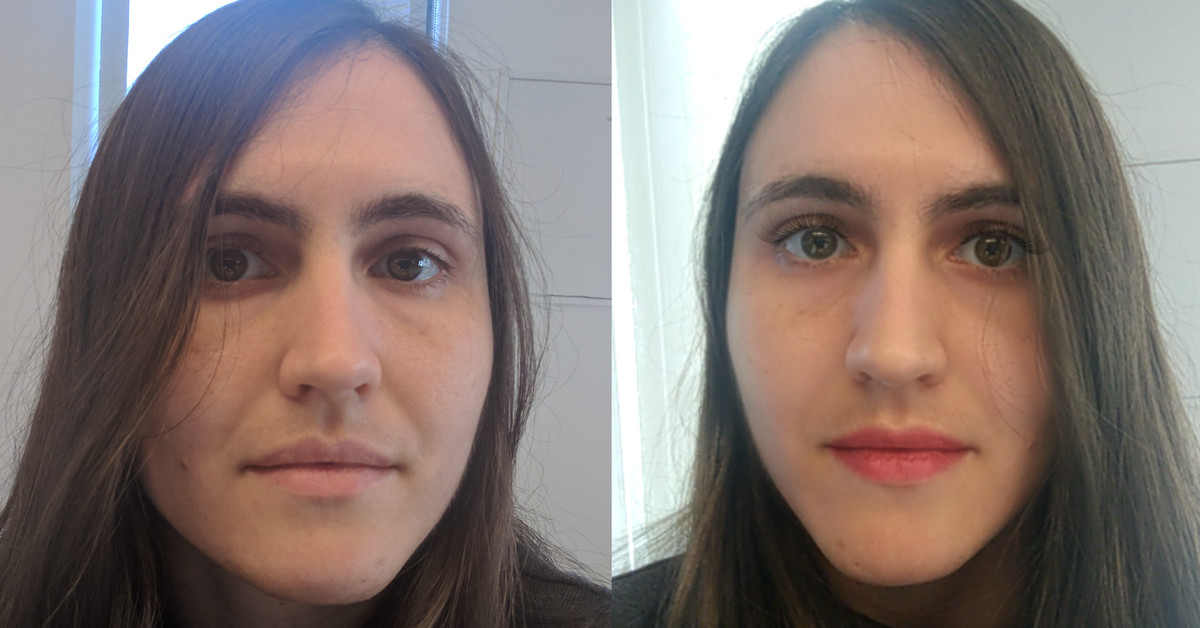 Augmented Reality Makeup Is The Future The Verge