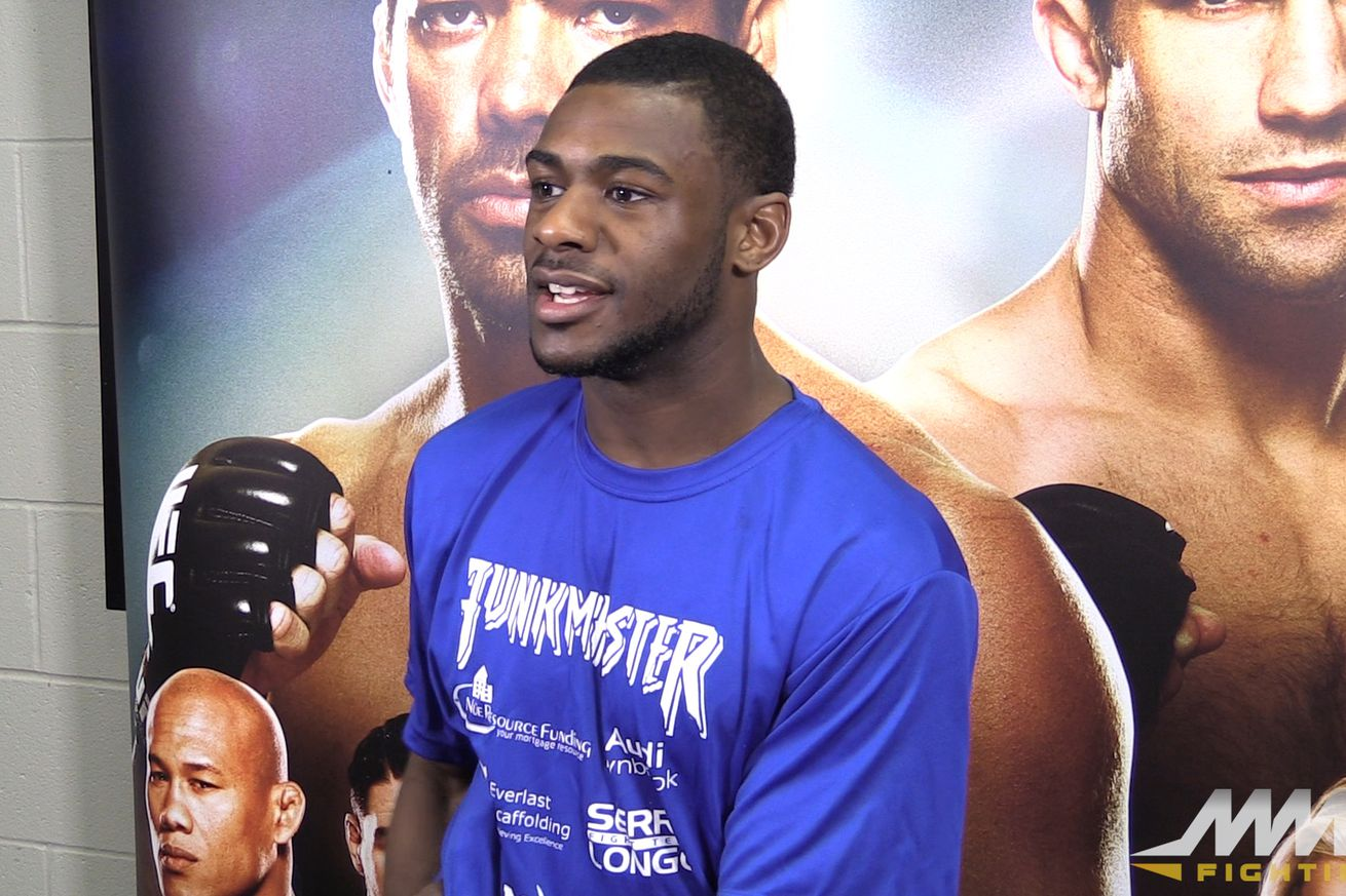 Aljamain Sterling has no regrets about extra hype, attention before loss to Bryan Caraway