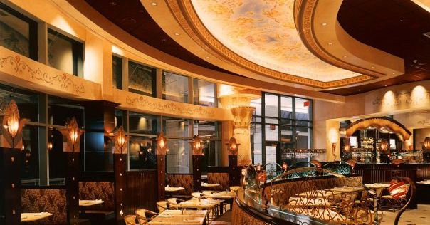 Cheesecake Factory Interiors Are Weird and Wonderful, All Thanks to This Designer - Eater
