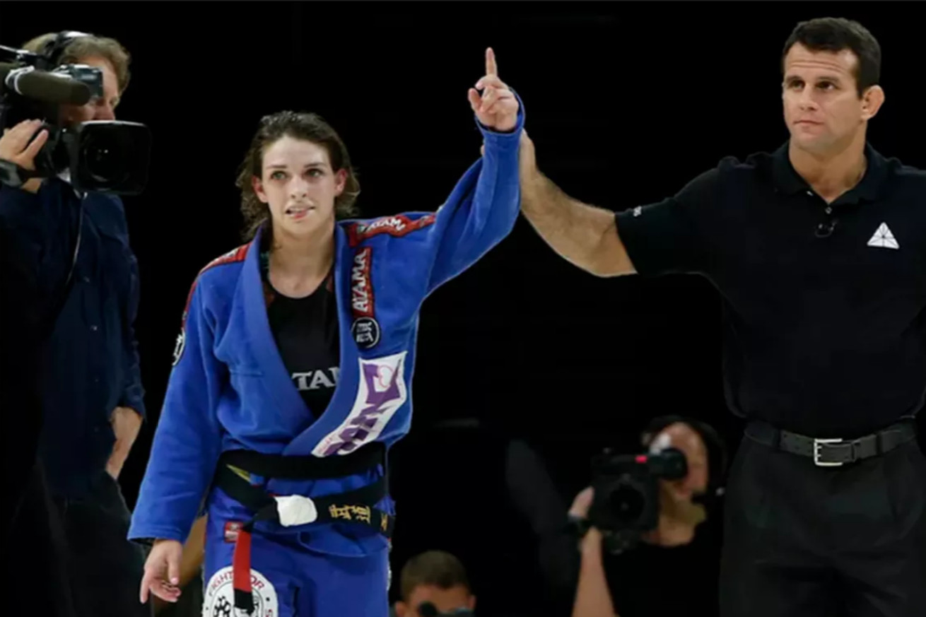 community news, Mackenzie Dern says Ronda Rousey was 'never an inspiration,' aims to be bigger