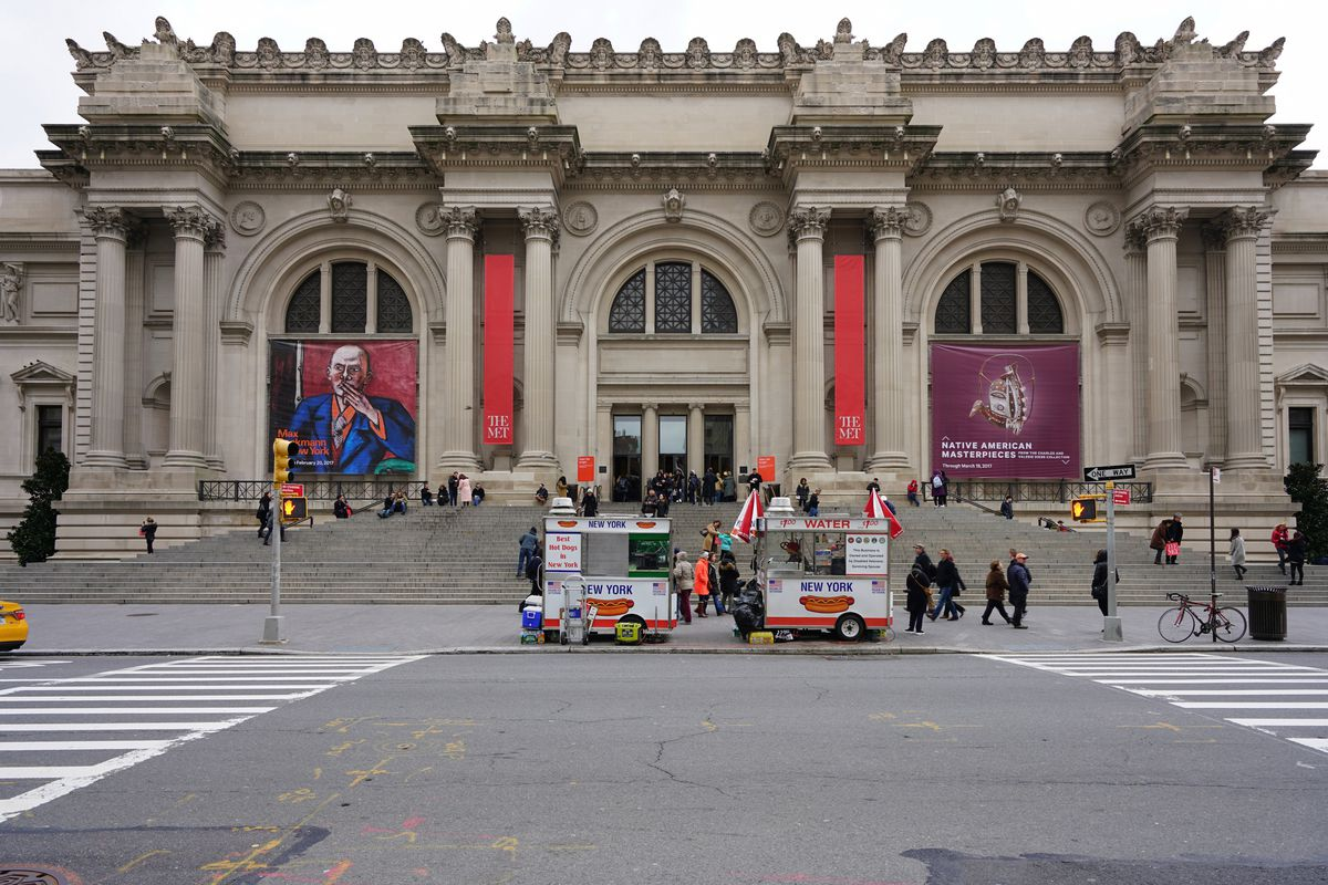 NYC, Metropolitan Museum weigh mandatory admission fees