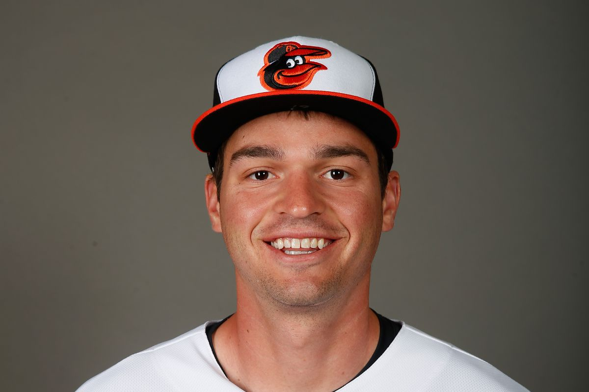 The newest Oriole Trey Mancini
