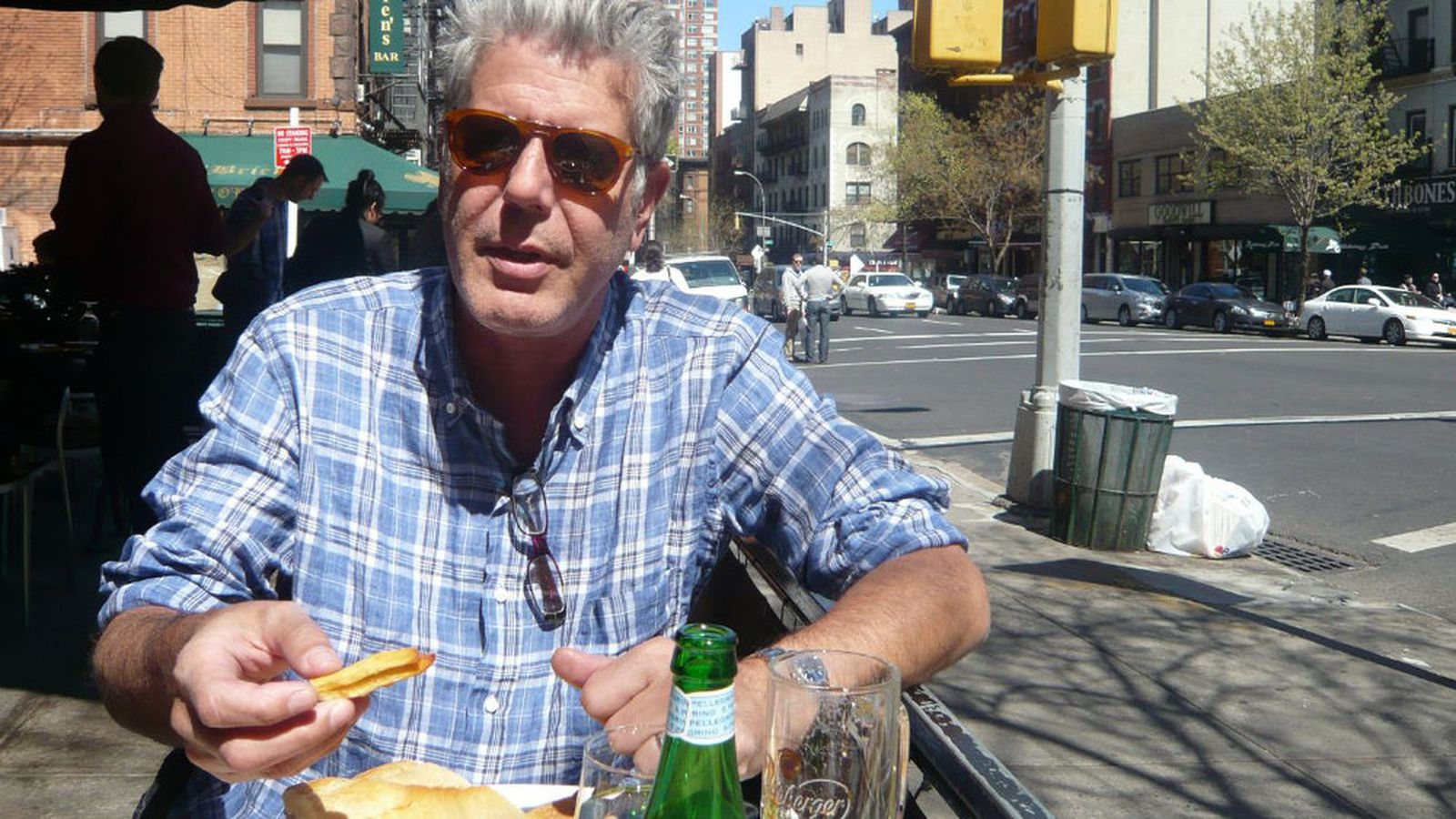 Bourdain Favorite Restaurants New York