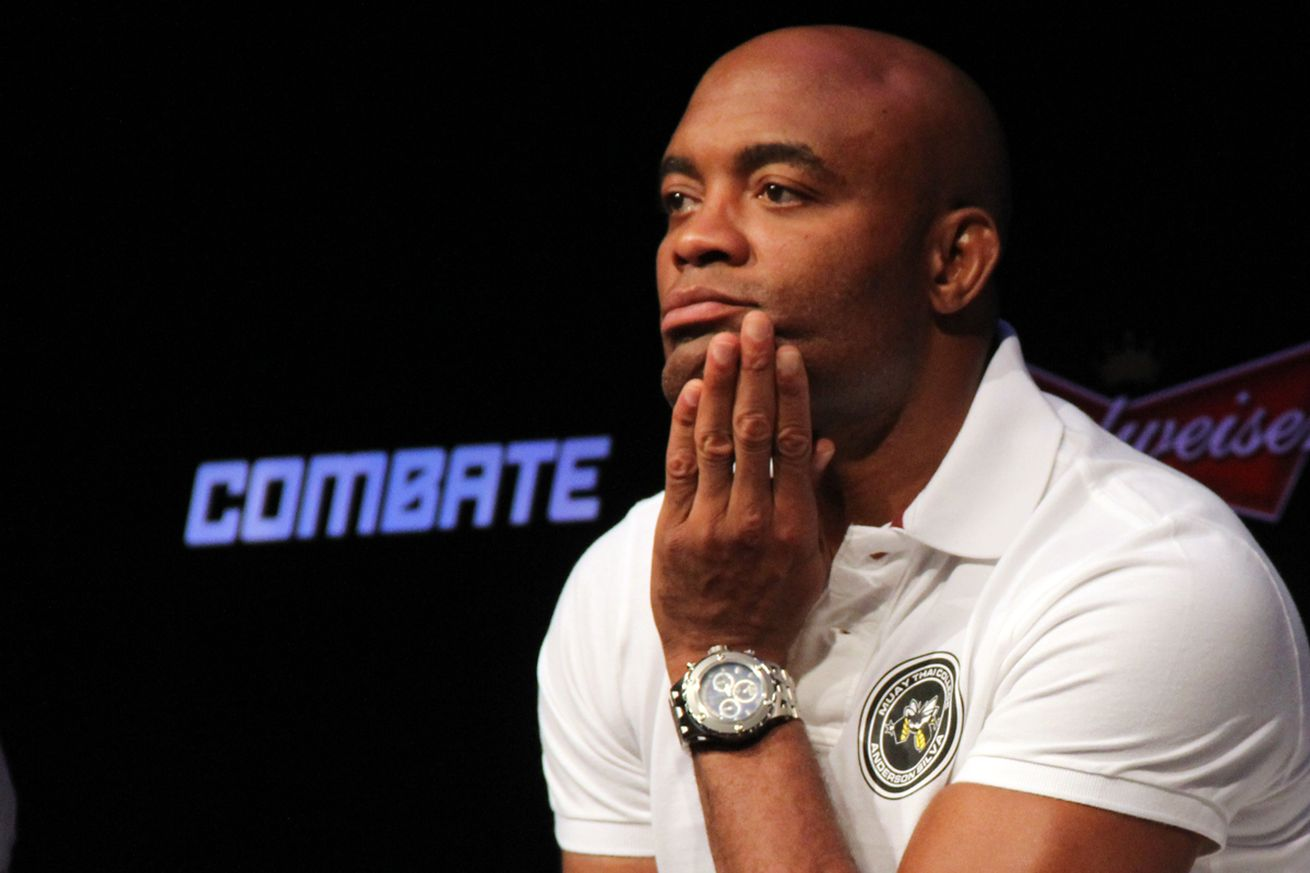 Fightweets: Is Anderson Silva really going to walk away?