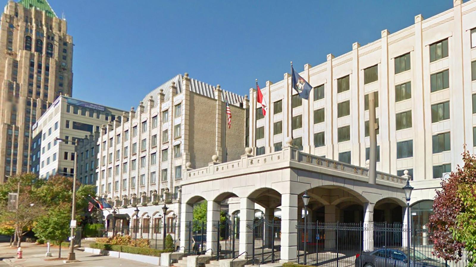 St Regis Detroit Apartments