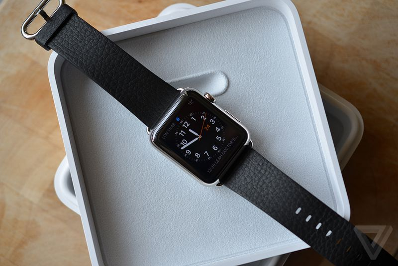 I bought an Apple Watch this morning, despite what Apple said