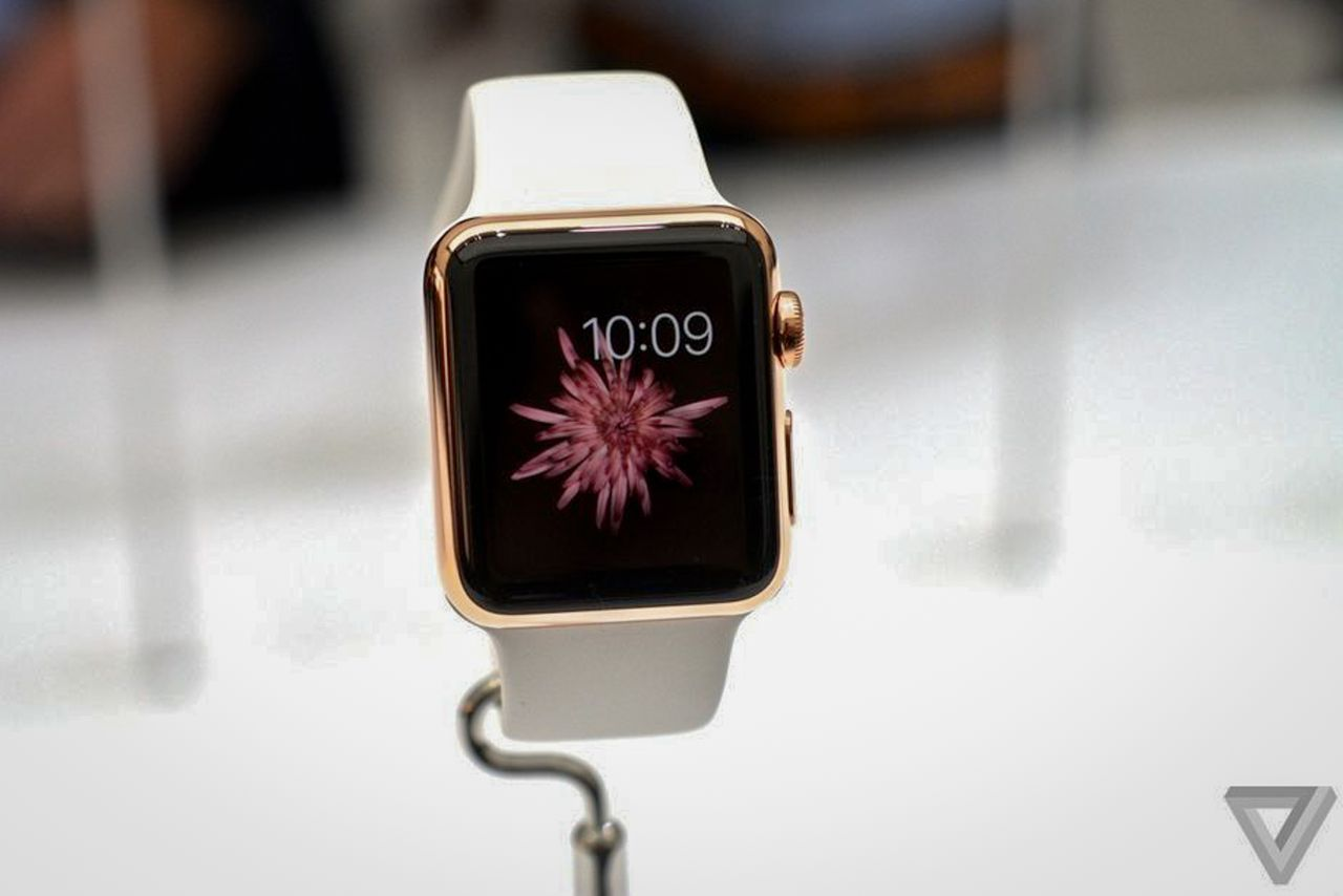 Apple sees timing apt to debut new fitness Watch