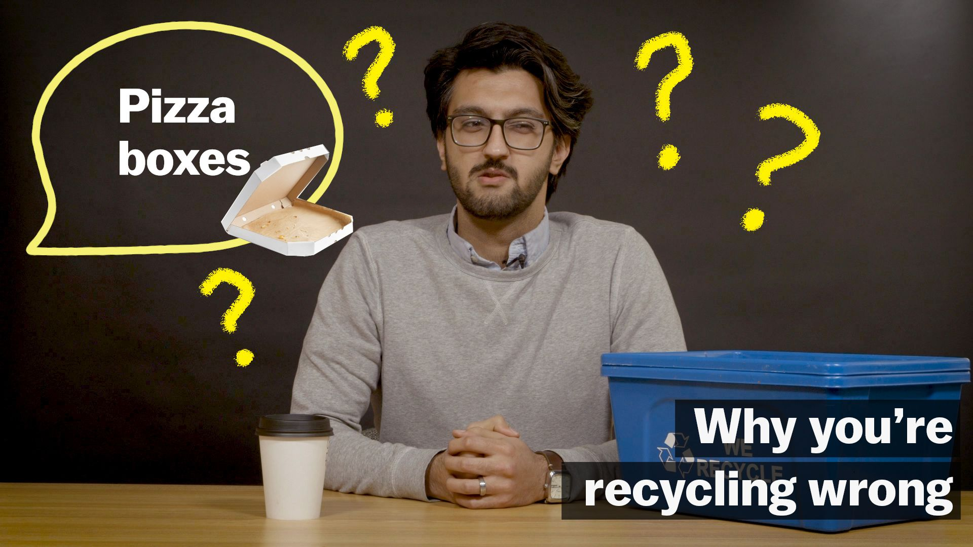 Why you're recycling wrong
