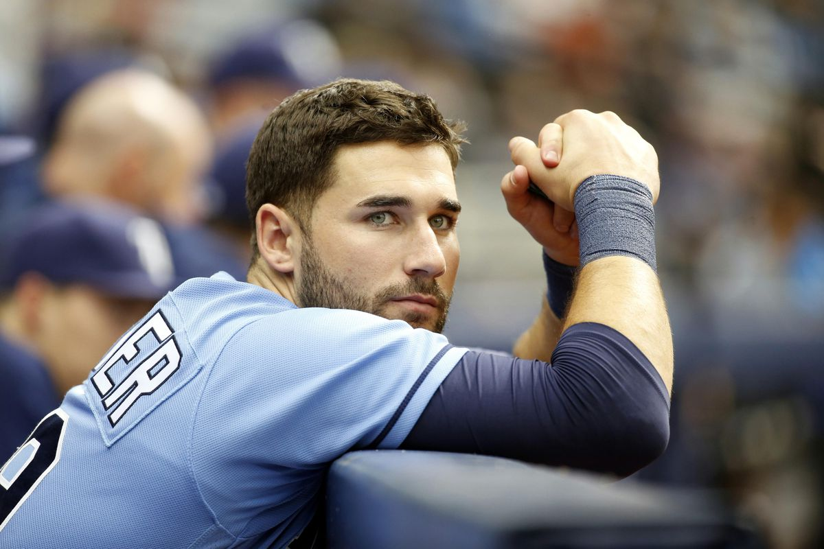 Kevin Kiermaier, Rays agree to extension that's good for ...