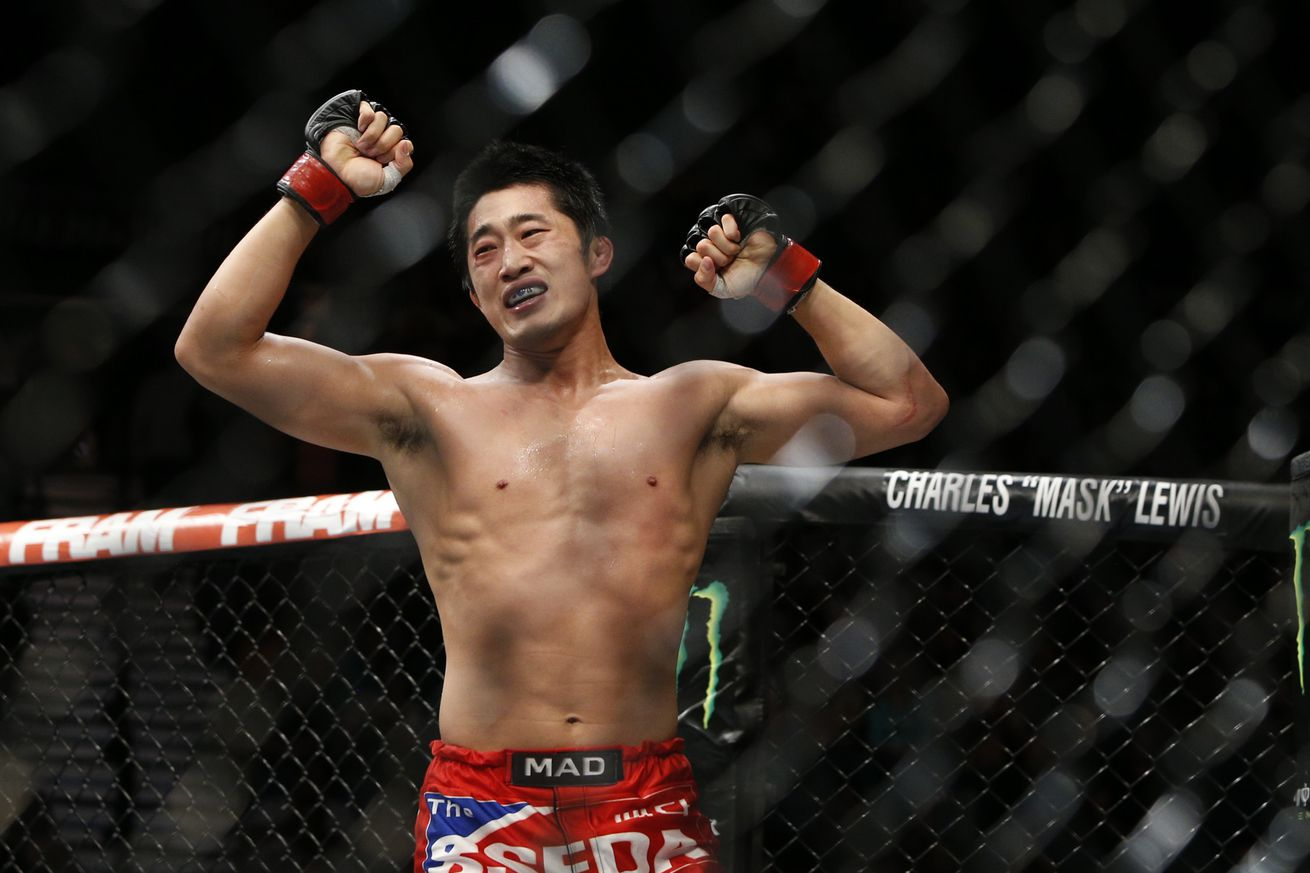 community news, Dong Hyun Kim meets Colby Covington at UFC Fight Night 111 in Singapore
