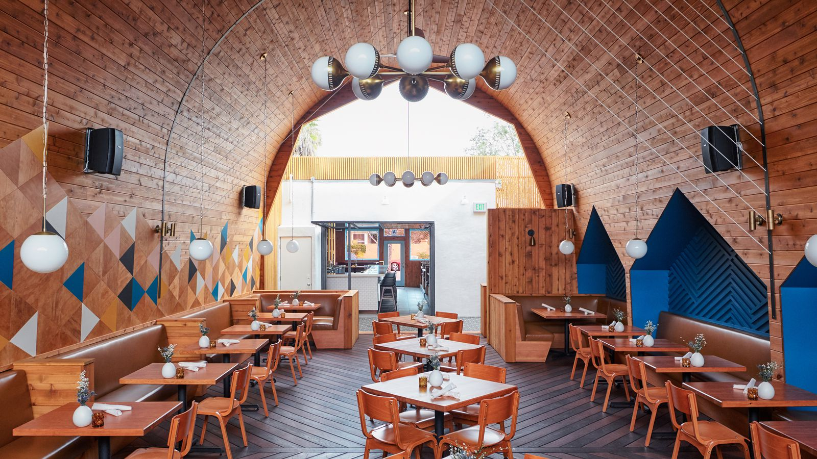 Restaurant carved from former nightclub offers japan and