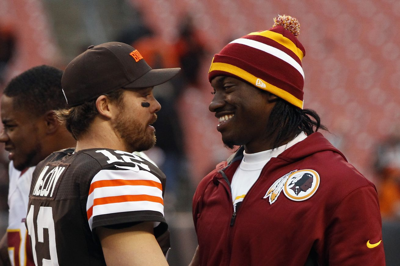 NFL Jerseys Cheap - Washington Redskins 2014 Player Profile: Colt McCoy, QB - Hogs Haven