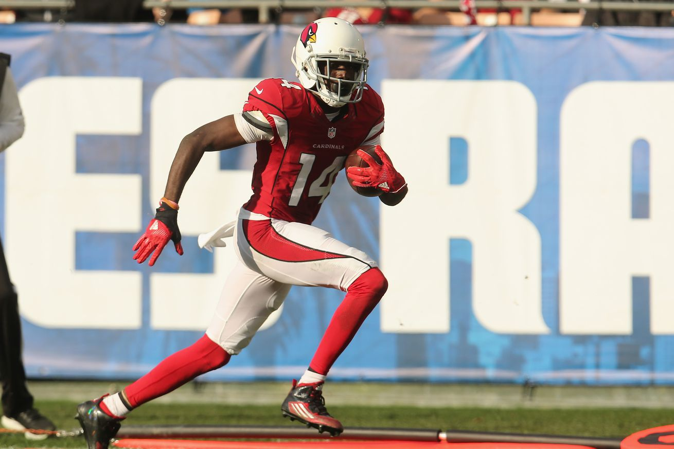 Arizona Cardinals may not need a wide receiver early in 2017 NFL Draft