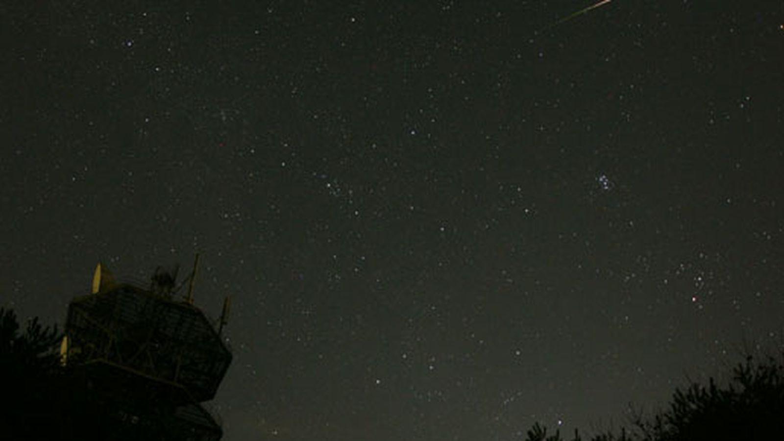 NASA to live stream peak of Eta Aquarid meteor shower ...