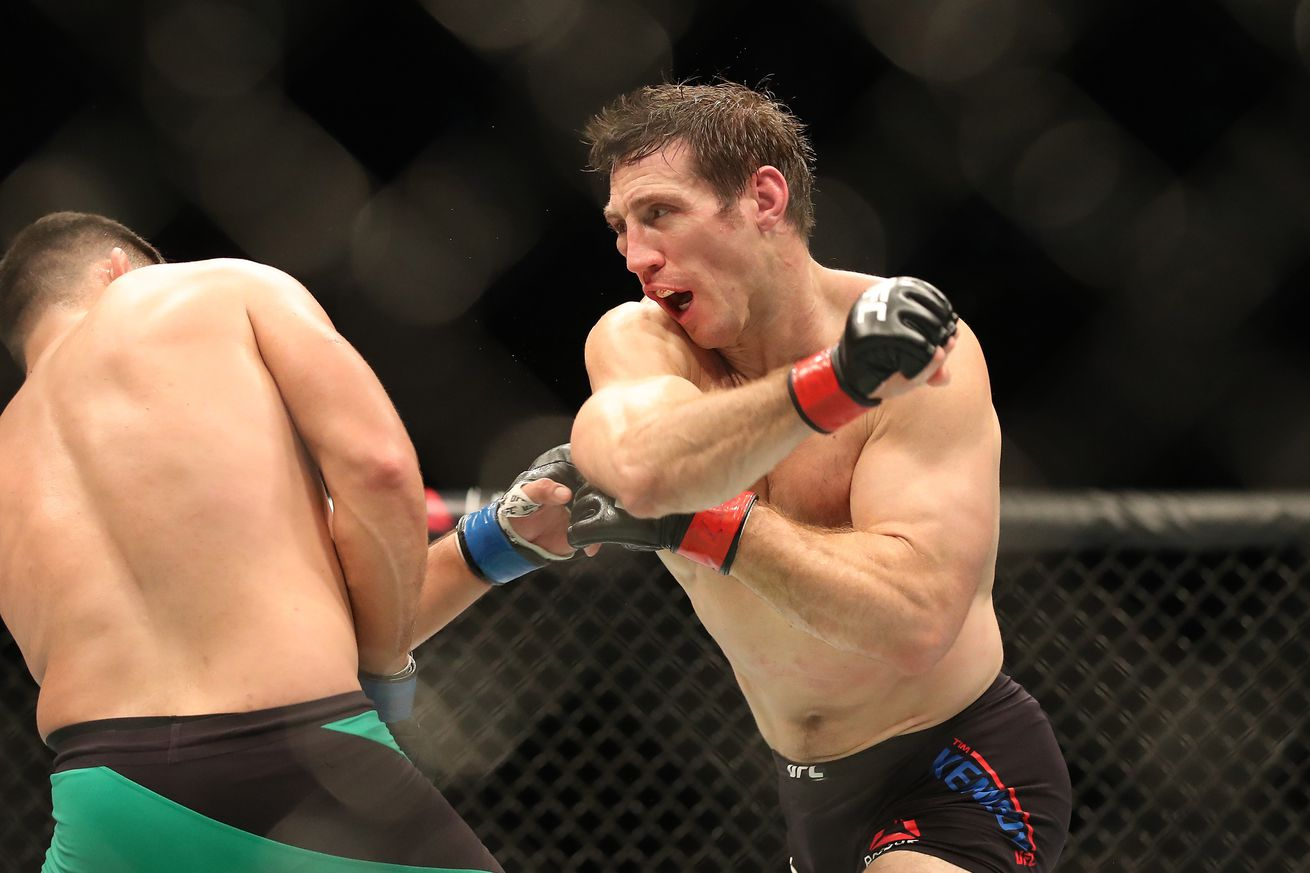 Tim Kennedy distances the MMA Athletes Association from Bjorn Rebney