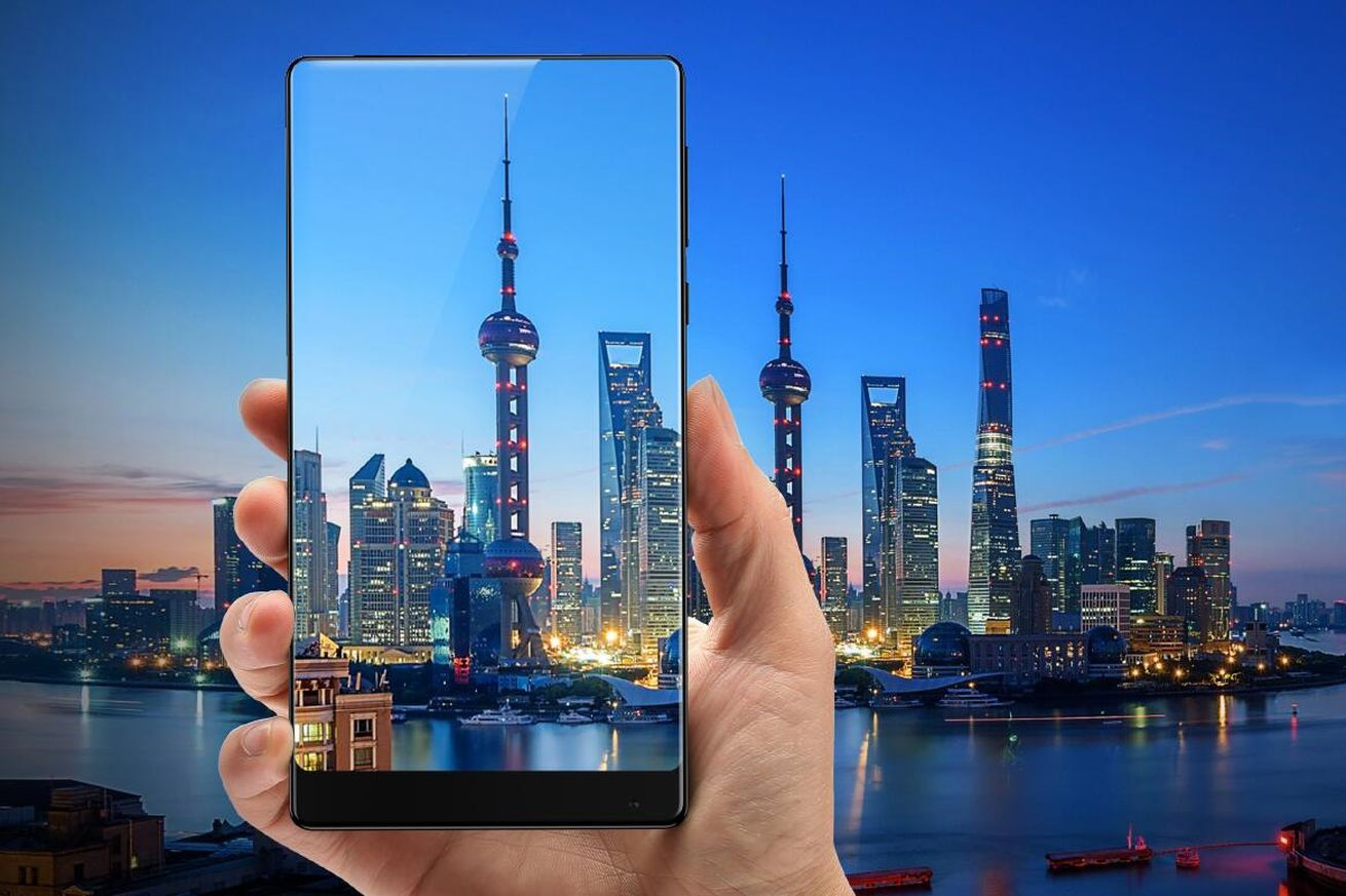 Xiaomi is selling the concept phone of your wildest dreams