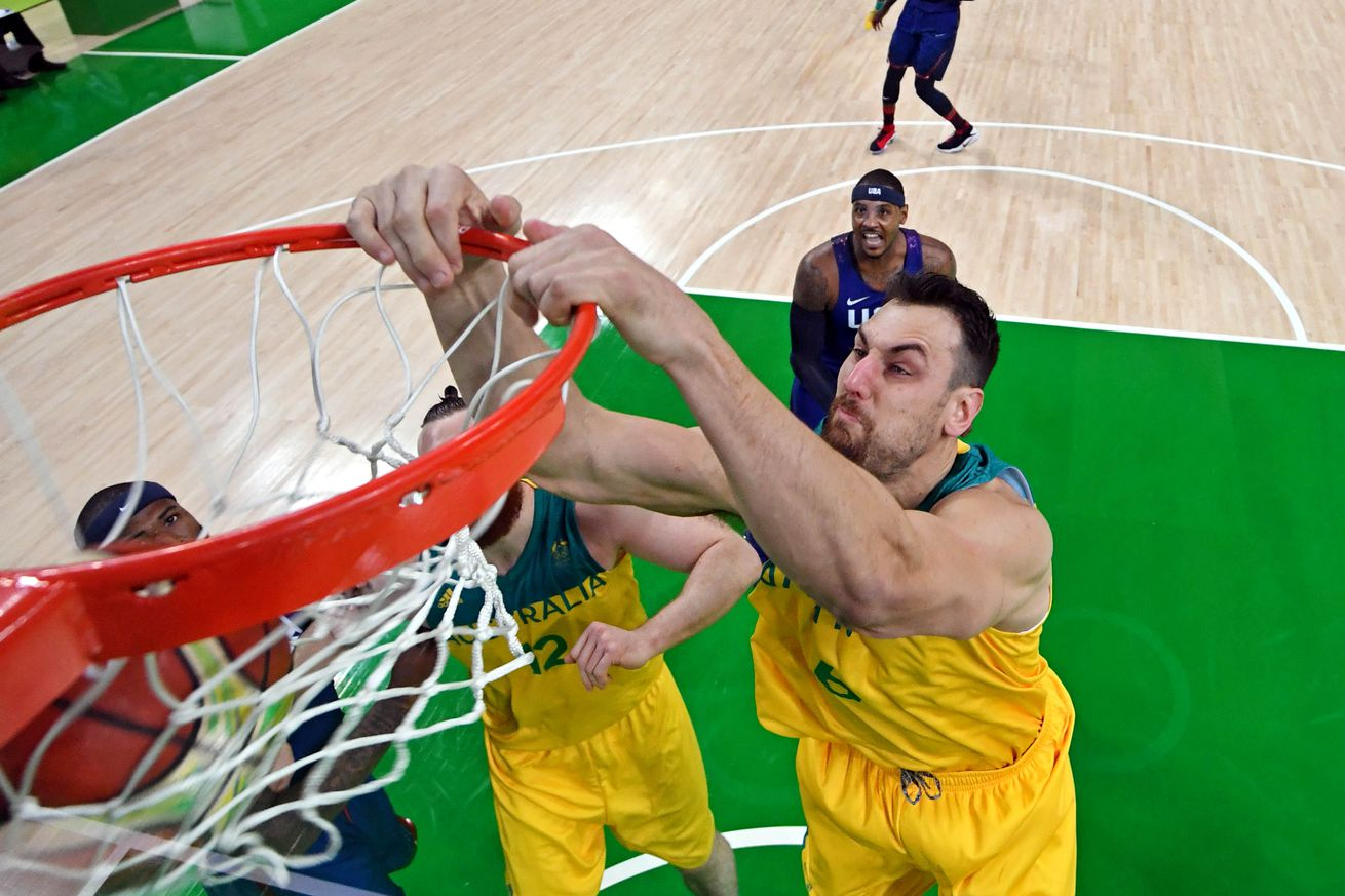 Anthony leads United States of America to 98-88 victory over Australia