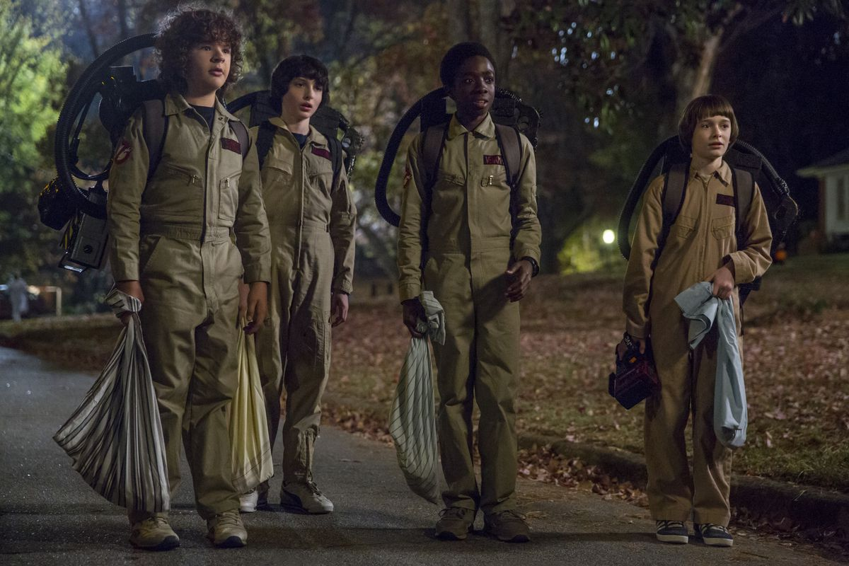 Stranger Things Cast Talk About A