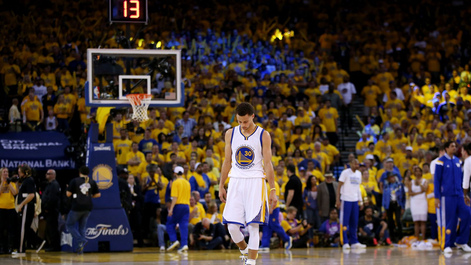 Warriors vs Cavaliers, NBA Finals 2015: Golden State falls ...