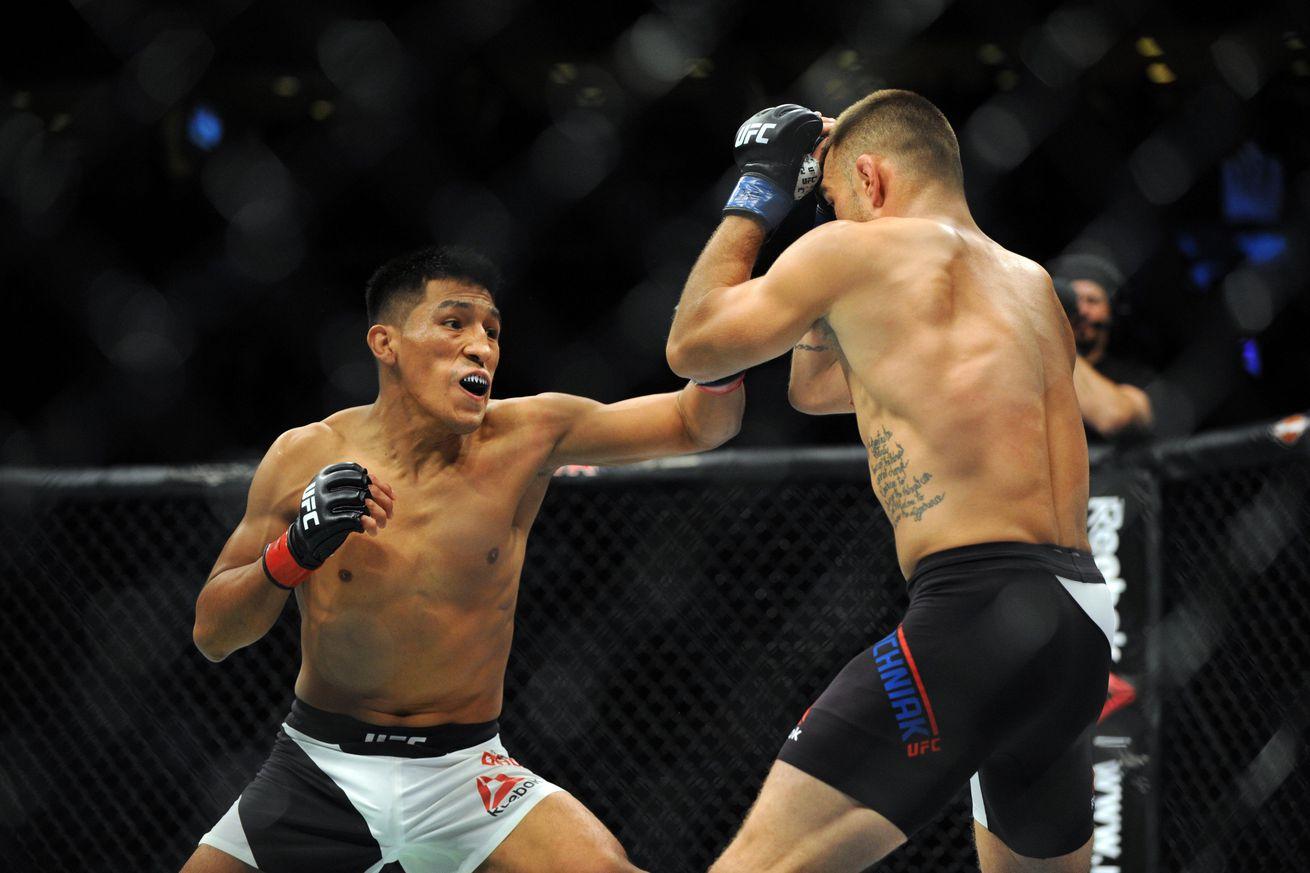 community news, Enrique Brazola upset after robbery against Kyle Bochniak at UFC on FOX 21